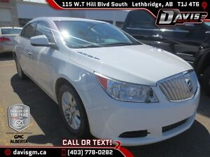 Used 2011 Buick LaCrosse CX-Comfort Package, Bluetooth