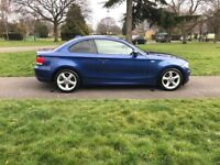 AUTOMATIC 2010 BMW 1 Series 2.0 118d Coupe