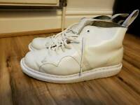 Dr Martens Church boots white size 9