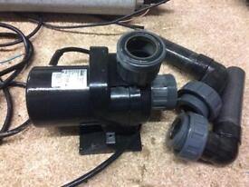 Oase aqumax 1400 dry pump