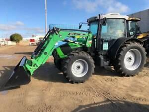 2018 Deutz Fahr Agrofarm 100 FWA/4WD Somerset Waratah Area Preview