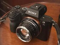 Sony A7II body only, excellent condition