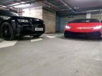 Chauffeur driven supercars