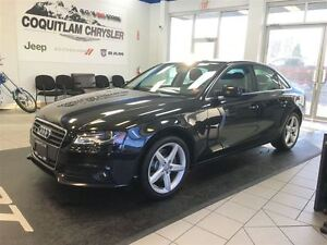 2010 Audi A4 Leather Sunroof Alloy