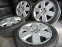 17inch genuine vito mercedes benz ALLOYS WHEELS S, E ,A ,C CLASS PX