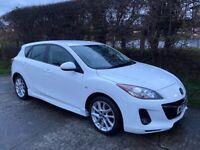 2013 Mazda 3 Tamura 1.6 Diesel (£30 road tax)
