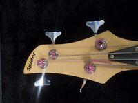 Fender Jaguar Electric Bass Guitar