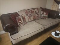 Scs 4seater luxury sofa