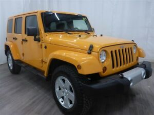 2012 Jeep WRANGLER UNLIMITED Sahara Compare to New @ $36, 860!