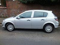 2009 Vauxhall Astra 1.6 Life 5 door