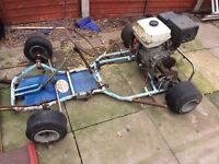 go kart 9hp spares repairs £100ono