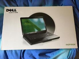 "15"" Dell Inspiron 1545 Laptop, 2ghz processor, 4gb RAM, 320gb HDD - Red - Fantastic Condition"
