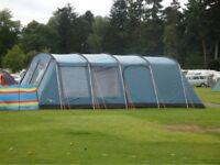 Vango monte verde 900, 9 man tent for sale. Sarisbury Green area.