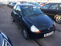 2007 FORD KA 1.3STYLE CLIMATE-GREAT SPEC- 12 MONTHS MOT TEST- DRIVES WELL