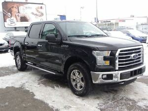 2015 Ford F-150 XLT 4X4|2.7L ECO-BOOST|B.CAMERA|6.PASSENGER