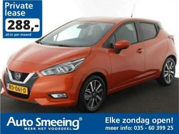Nissan Micra 0.9 IG-T N-CONNECTA Navigatie + Camera