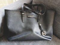 Mint condition black Michael Kors bag