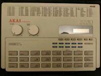 Akai XR10 Rare Vintage PCM Drum Machine Sequencer