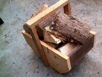 PP Log basket