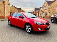 2013 VAUXHALL ASTRA SRI ECOFLEX, 12 MONTH MOT, HISTORY, LOW MILEAGE, PARKING SENSOR, HPI CLEAR