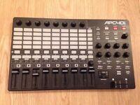 Ableton APC 40 mk 2 midi controller mixing desk