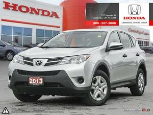 2013 Toyota RAV4 LE ALL-WHEEL DRIVE | BLUETOOTH | ECO AND SPO...
