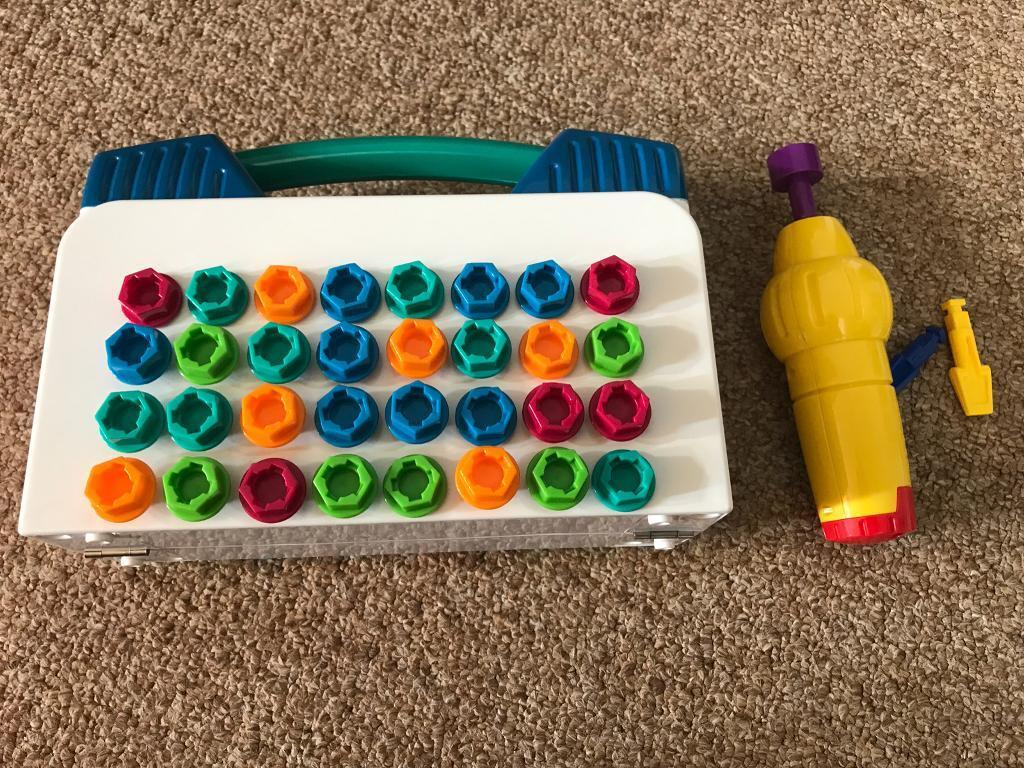 Design And Drill Tool Kit Toddler Childrens Toy In Mapperley