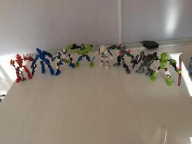 Lego Hero Factory Figures /toys