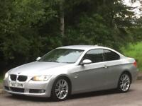 2007 BMW 330d Coupe : 315Bhp - May Px or Swap