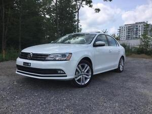 2016 Volkswagen Jetta Sedan Highline TECHNO