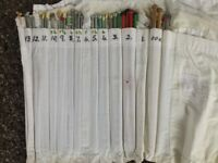 Knitting Needles - Vintage selection