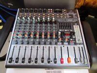 behringer studio mixer XENYX X1222USB