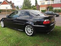 BMW 330ci M sport coupe automatic with full service history up to date at bmw specialist