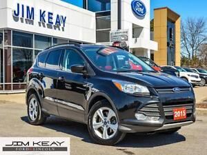 2015 Ford Escape SE 4WD*2.0L ECOBOOST*NAVIGATION*TRAILER TOW PKG