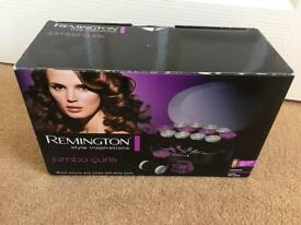 Remington heated curlers