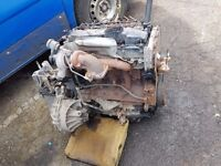 FORD TRANSIT MK7 ENGINE AND GEARBOX 2.2 TDCI