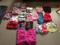 Girls clothes bundle Age 4-6