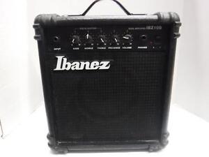 Ibanez 10 Watt Guitar Amplifier. We Sell Used Amplifiers. 100085