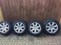"""16"""" Volkswagen Alloy wheel 205 55 16s"""