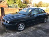 Jaguar X-Type 2.0 D Classic 4dr ~ 2004 (53 reg), Saloon, Lots of Service History ~ LONG MOT
