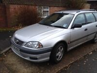 For sale Toyota avensis CHEAP