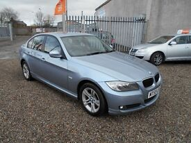 2010 BMW 3 SERIES 2.0 318i ES 4dr / Full Service History / 1 Owner