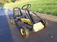 Kettler Pedal Car £50.00 (RRP £199.00) great condition