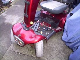 SHOPRIDER SCOOTER SPARES OR REPAIR