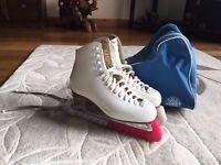 Ice skates size 5.5