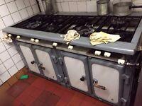 8 Burner chester cooker