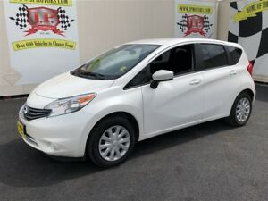 2015 Nissan Versa Note S, Auto, Steering Wheel Controls, only 41