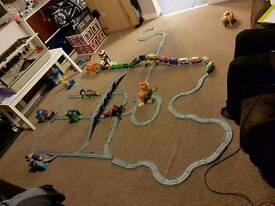 Chugington interactive train set. Massive bundle. 15 trains
