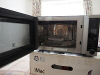 Electrolux Convection Oven, only used twice ,, almost as new