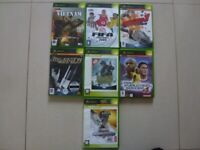 ++ REDUCED ++ Xbox original games x7 bundle (perfect condition) - Great Birthday, Christmas, Present, used for sale  Poole, Dorset